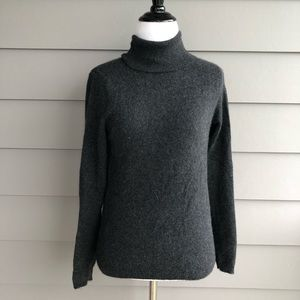 Ralph Lauren Petite Cashmere Cowl Neck Sweater